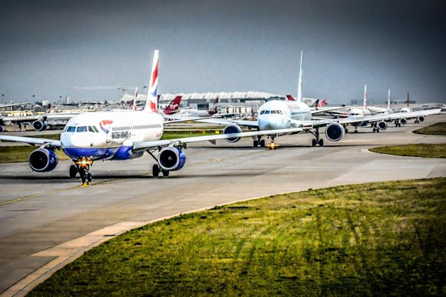 As passenger and aircraft numbers increase, the expansion of Heathrow has long been a subject of debate: Alamy Stock Photo
