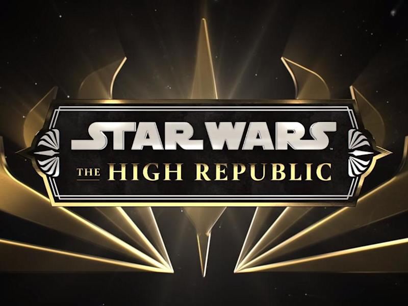 Star Wars: The High Republic has been announced as a series of books and graphic novels: Lucasfilm/Disney