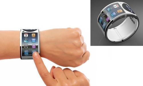 iWatch mock-ups