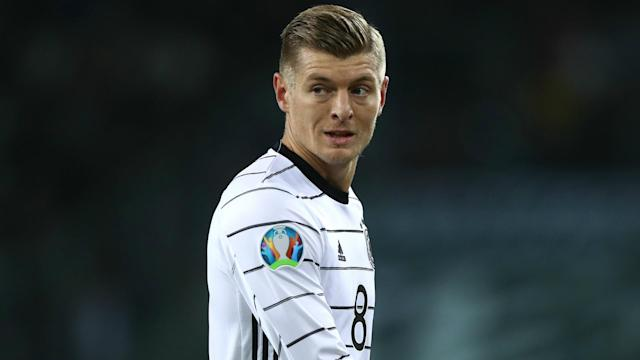 Toni Kroos, who does not think Germany should celebrate simply qualifying for Euro 2020, thinks March matches will show how good they are.