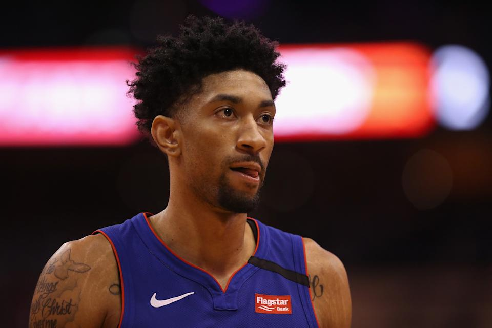 Christian Wood quietly earned himself a healthy raise with his performance on the Detroit Pistons. (Christian Petersen/Getty Images)