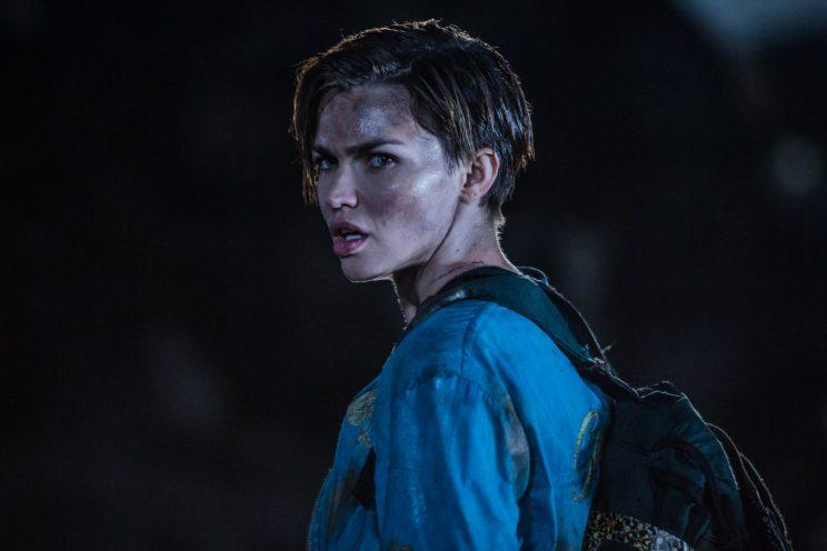 Ruby Rose Drops Resident Evil The Final Chapter Movie: Ruby Rose Might Be The Busiest Actor In Hollywood [Video]