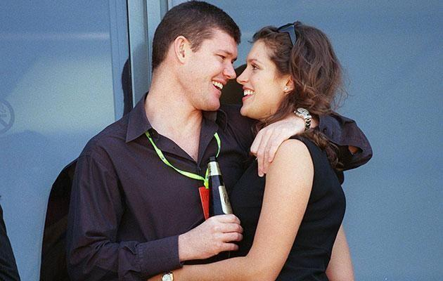 She was in a relationship with Australian billionaire James Packer between 1993 and 1998. Source: Getty