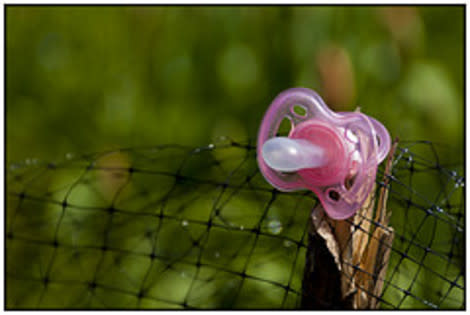 A 7-Step Guide to Pacifier Banishment