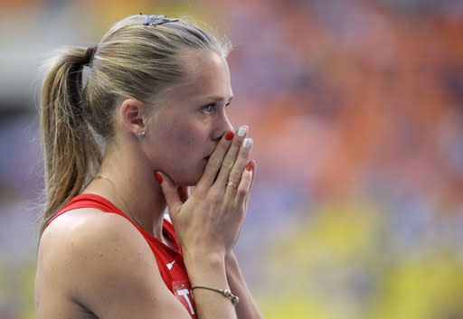 Russian world relay champ gets 9-month doping ban