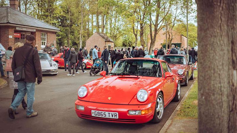 Bicester Heritage by Nick Chivers