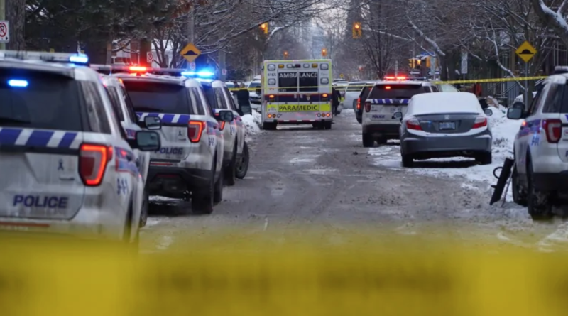 1 dead, 3 hurt in shooting in Ottawa