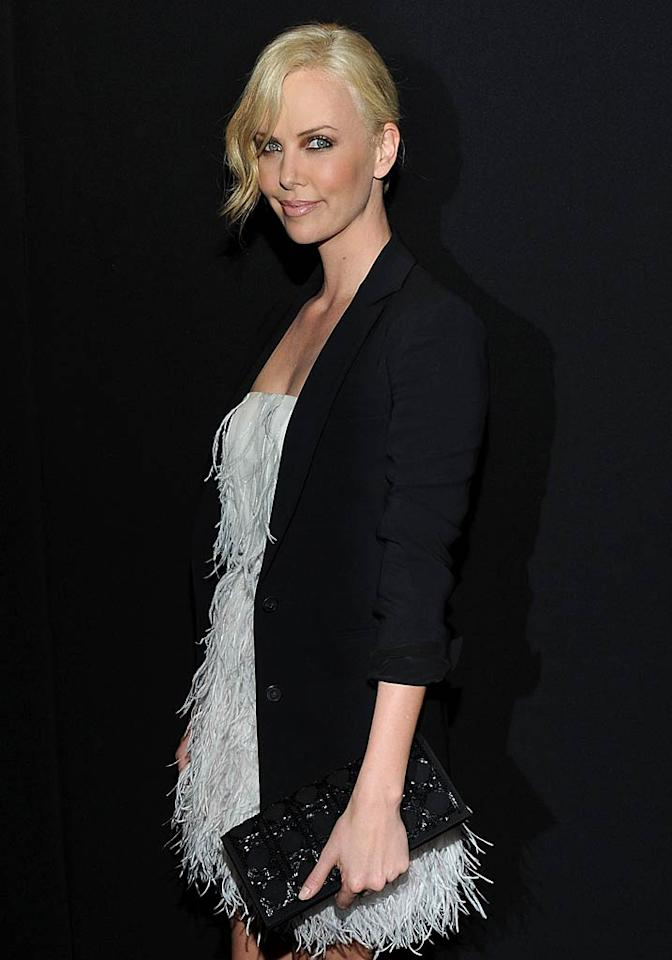 "August 7: Charlize Theron turns 36. Jason Kempin/<a href=""http://www.gettyimages.com/"" target=""new"">GettyImages.com</a> - June 8, 2011"