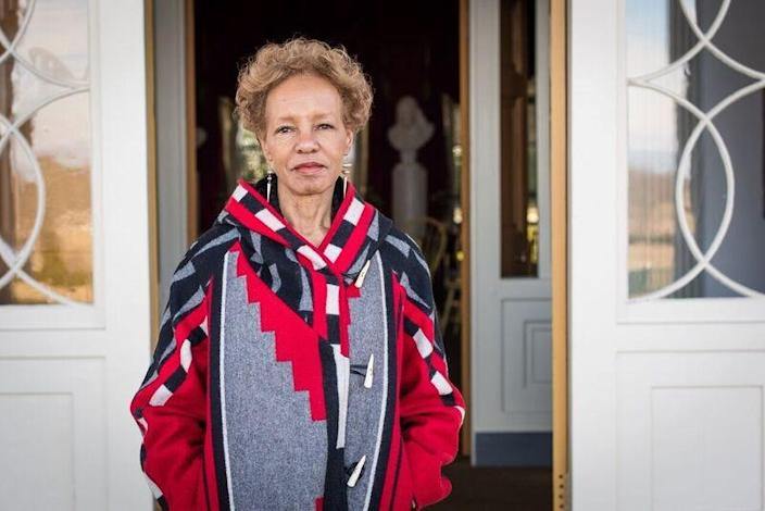 """Bettye Kearse, author of """"The Other Madisons: The Lost History of A President's Black Family,"""" used oral histories to confirm that her family is connected to former United States President James Madison."""