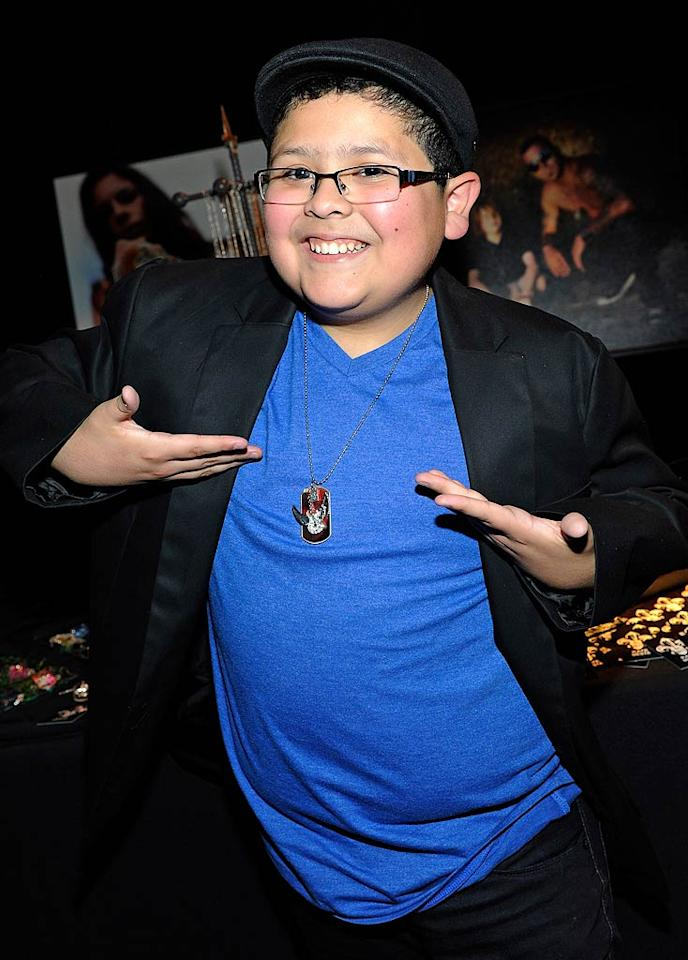"July 31: Rico Rodriguez (""Modern Family"") turns 13. David Becker/<a href=""http://www.wireimage.com"" target=""new"">WireImage.com</a> - May 22, 2011"