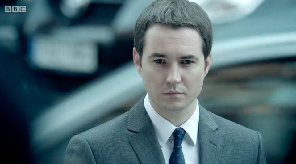 <p>Actor Martin Compston plays Steve in the series, and after an anti-terrorism mission goes wrong in the first season, he joins anti-corruption</p>