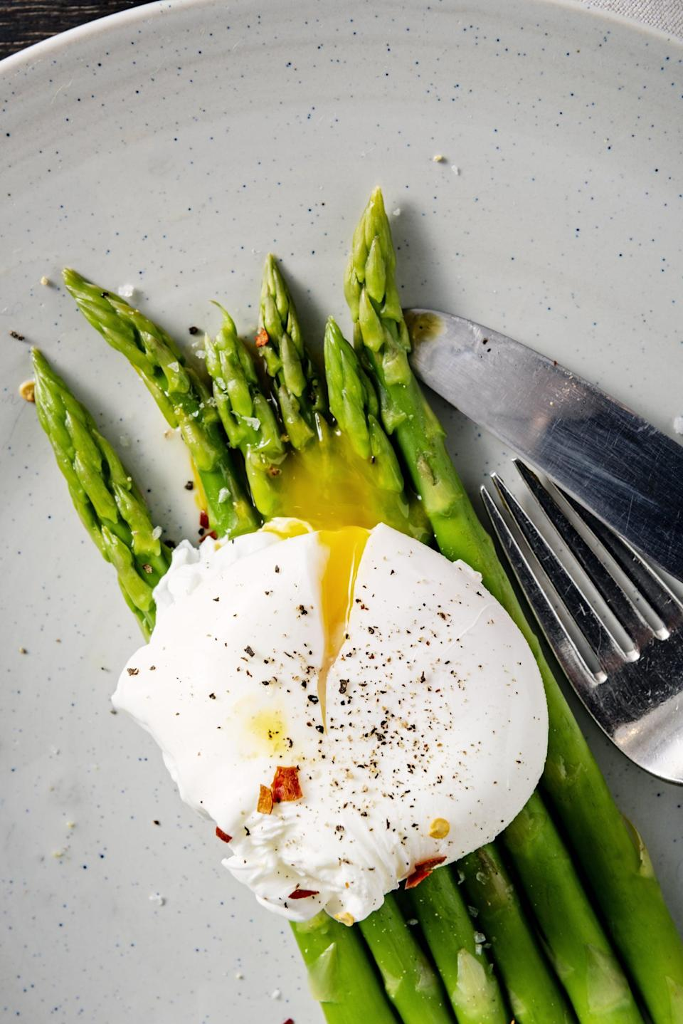 <p>There are plenty of choices beyond beef and poultry, including foods like seafood, eggs, beans, peas, lentils, legumes, nuts, seeds, and soy products. Beans, peas, and lentils fall into the vegetable category, too - so, you can knock out two food groups for the price of one.</p>