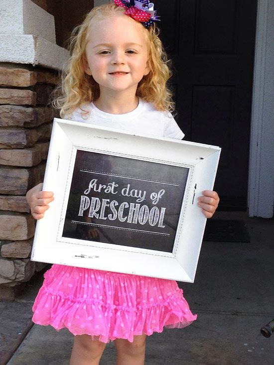 16 First Day of School Signs We Love