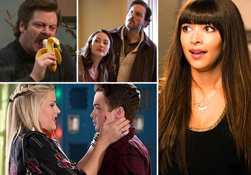 Was Hot-Button Glee Haunting? Is Grimm Slow to Love? Mad Men's Biggest Surprise? And More Qs!