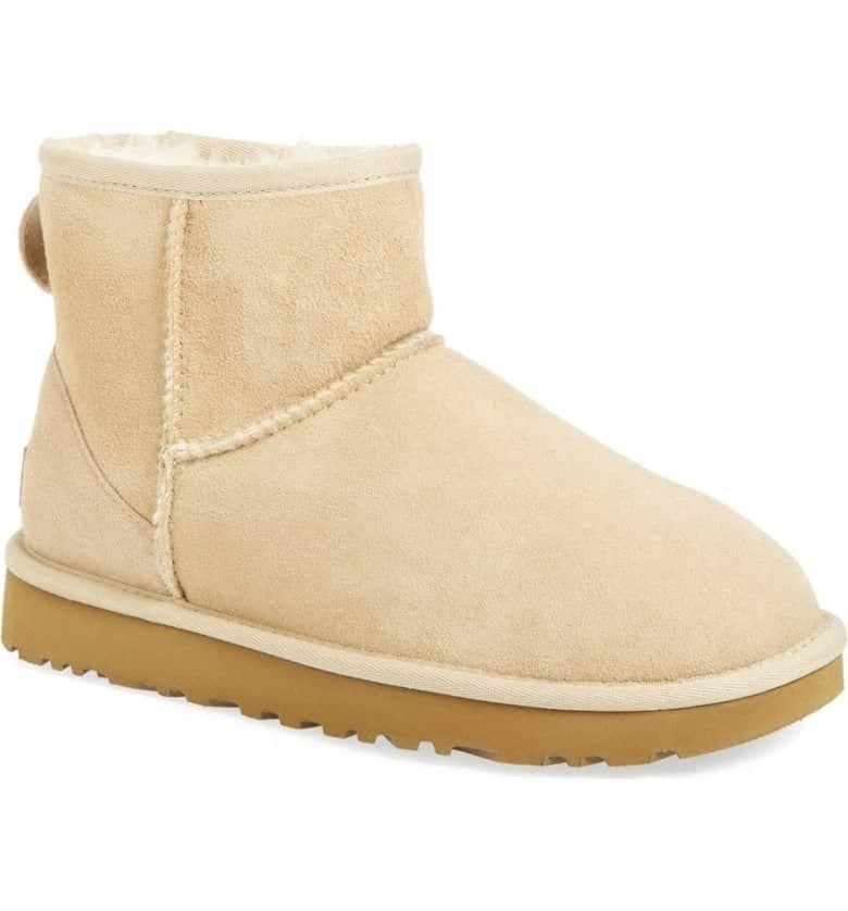3ba88cd5feb Gigi Hadid Just Made Ugg Boots Look Chic for This Never-Ending Winter