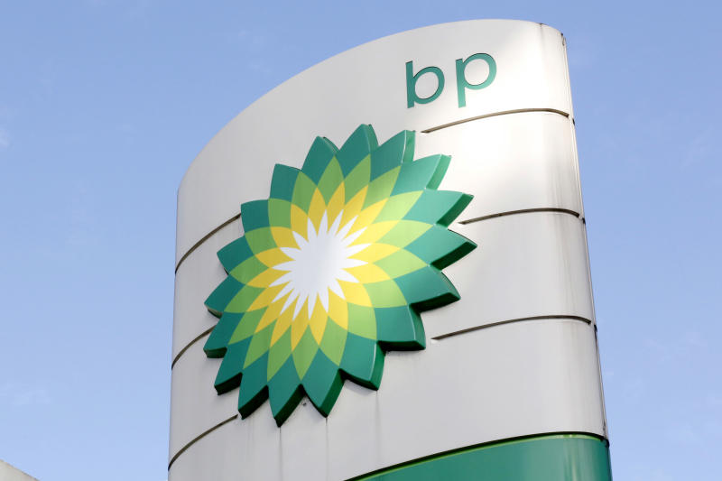 First-quarter earnings at London-based BP beat expectations. Photo: Caroline Spiezio/AP