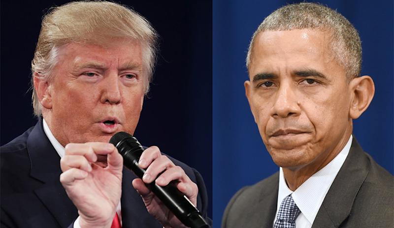 Obama responds to Donald Trump claiming he wiretapped his phones