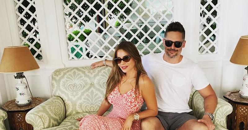 6f05cf0c366 Sofia Vergara and Joe Manganiello Celebrate Their 5-Year Dating Anniversary  During Italy Vacation