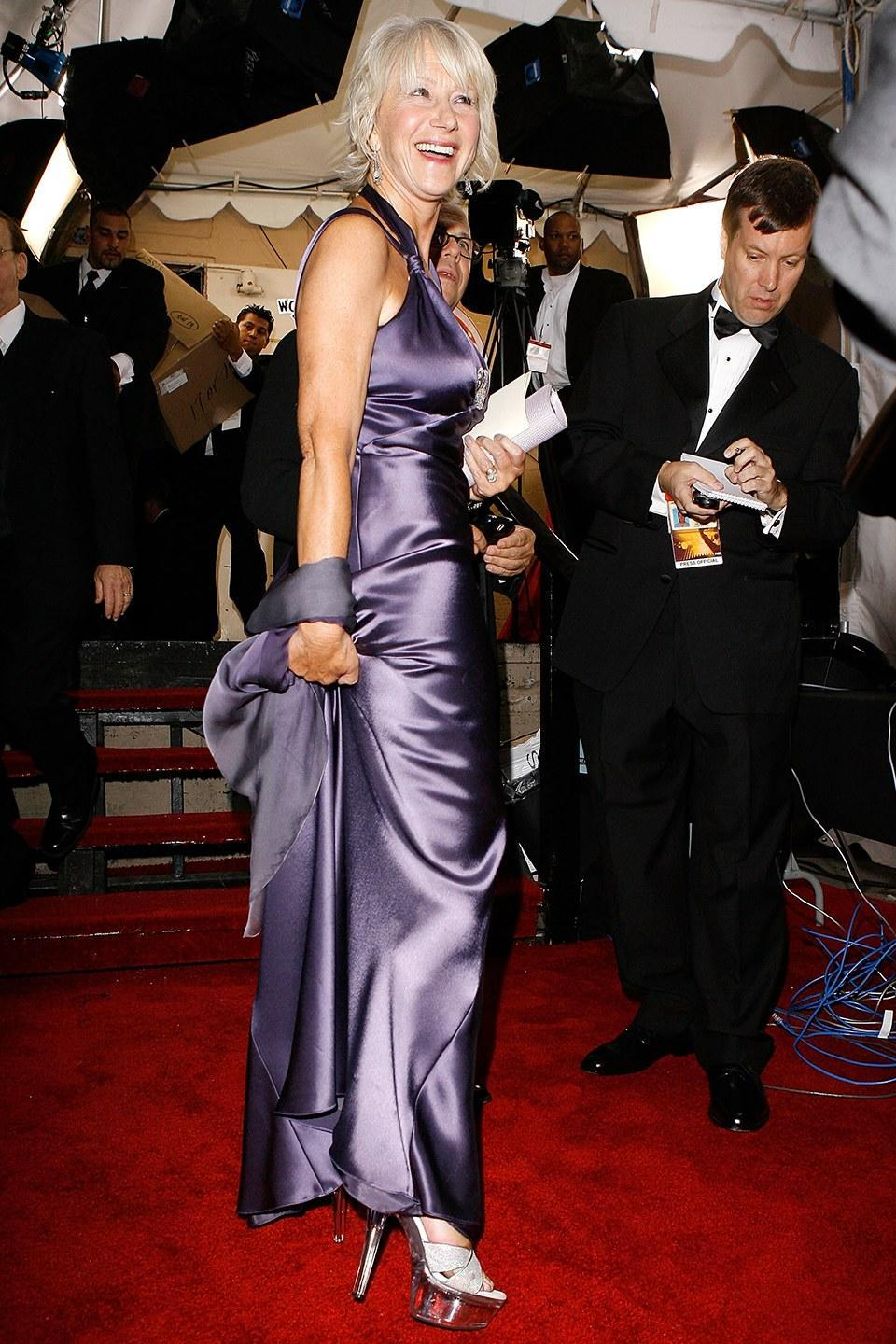 <p>At the 59th Primetime Emmy Awards.</p>