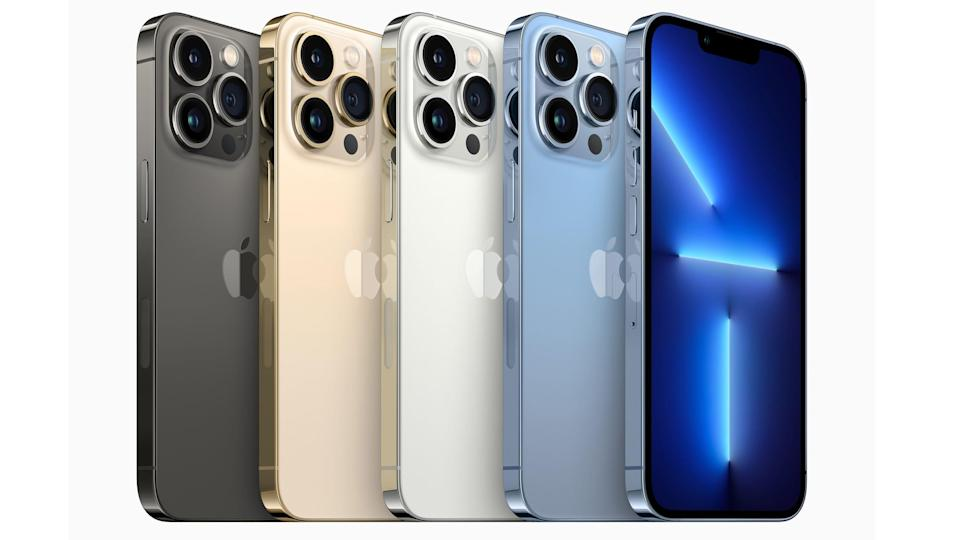 You can pre-order the iPhone 13 Pro and Pro Max today