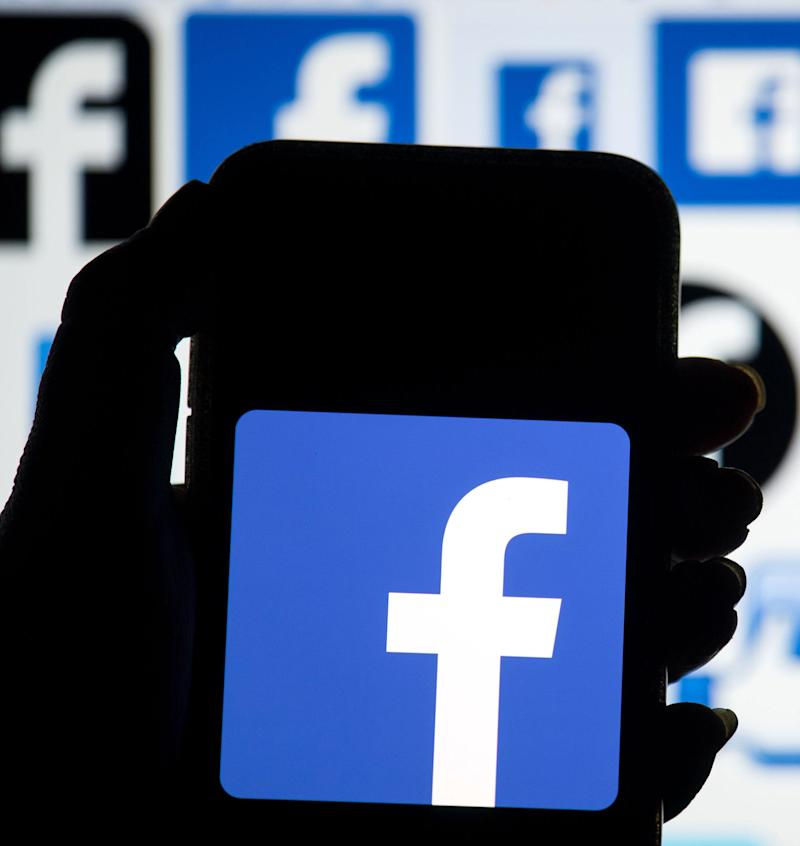 File photo dated 25/03/18 of the Facebook logo. The social networking site is to begin explaining to users why they are seeing certain posts on their news feed in an attempt to make the platform easier to understand.