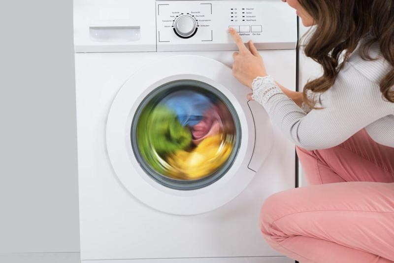 Keeping your washing machine clean is just as important. Photo: Getty