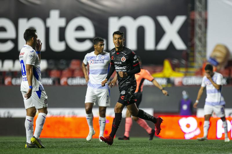 Tijuana vs Cruz Azul - Jornada 10 - Guard1anes 2020