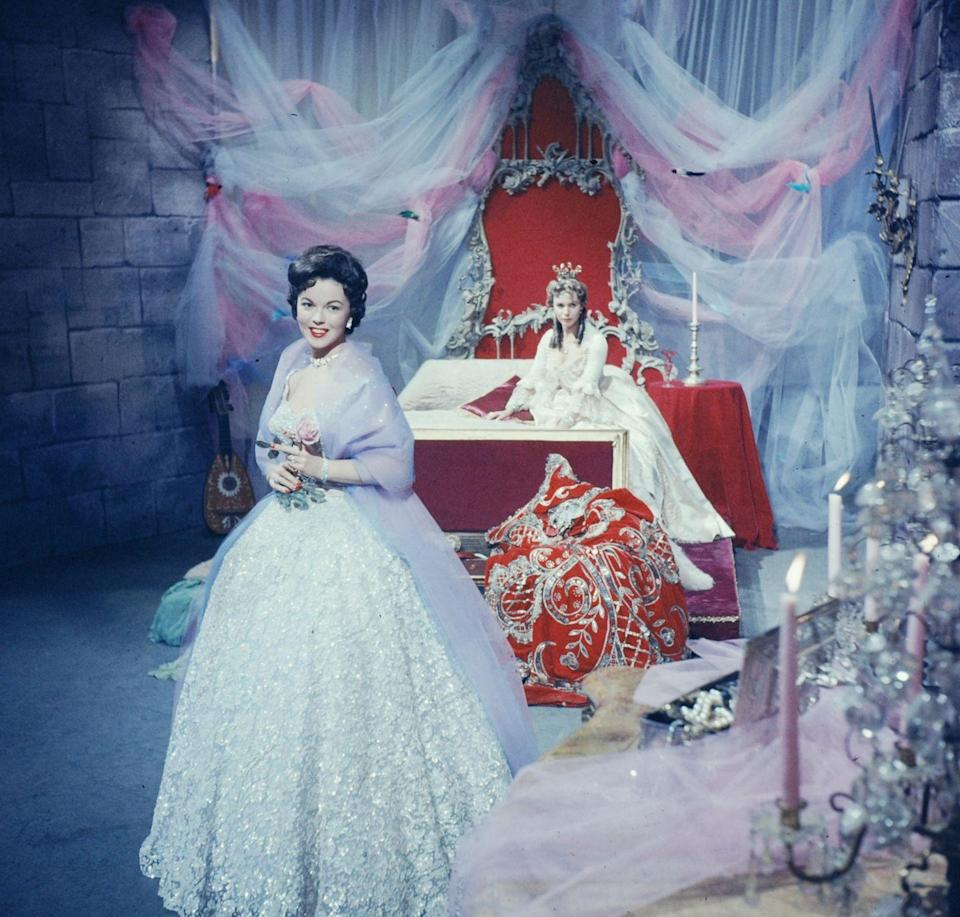 <p>In 1958, Shirley made a triumphant return to the screen — this time on television. The actress starred in <em>Shirley Temple's Storybook,</em> which included stories like <em>The</em> <em>Beauty and the Beast </em>and <em>The Little Mermaid</em>. </p>