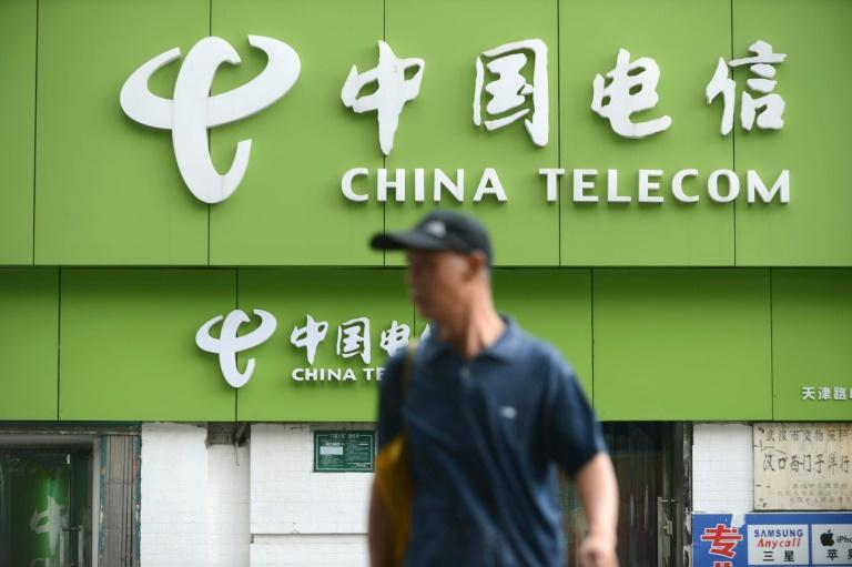 U.S. threatens to block China Telecom from American market