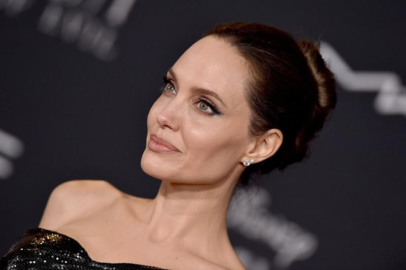 """Angelina Jolie """"Had to Rediscover the Joy"""" After Split From Brad Pitt"""