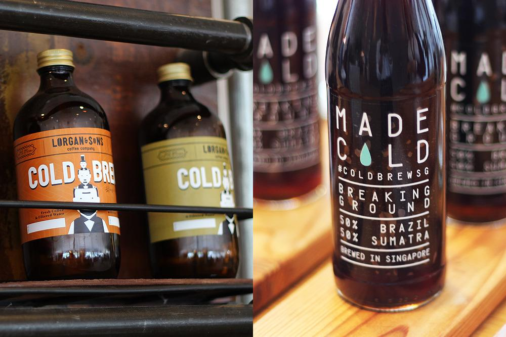 <p>Looks like the cold brew coffee trend has finally arrived on Singapore's shores. Almost every coffee exhibitor, including Lorgan & Sons and Made Cold, were showcasing their signature cold brew coffees at the event. These beverages are different from your regular iced coffees. Cold brew coffees are brewed using cold or room temperature water over a period of up to 24 hours.</p>
