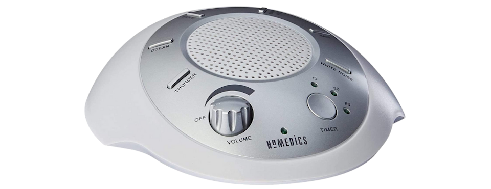Choose from six different sounds. (Photo: Amazon)