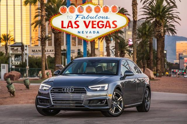 audi debuts vehicle to infrastructure system in las vegas v i