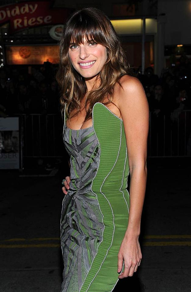 """March 24: Lake Bell turns 32 Alberto E. Rodriguez/<a href=""""http://www.gettyimages.com/"""" target=""""new"""">GettyImages.com</a> - January 11, 2011"""