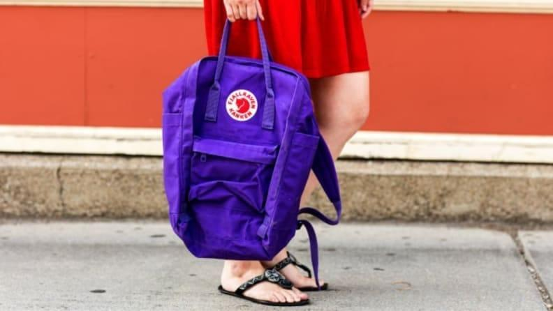 Whether you're on a small or large campus, you need a backpack that can transport a full day's worth of needs.