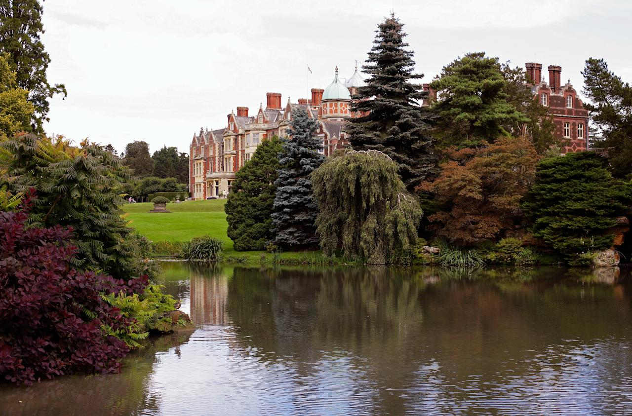 The house, set in 60 acres of stunning gardens, is perhaps the most famous stately home in Norfolk and is at the heart of the 20,000-acre Sandringham Estate, a thriving landscape that includes the tidal mudflats of the Wash, woodland and wetland, arable, livestock and fruit farms, and commercial and residential properties.