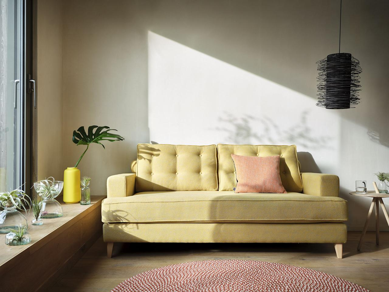 """<p><strong>Sustainability is at the heart of the new <a href=""""https://www.heals.com/"""" target=""""_blank"""">Heal's</a> spring/summer 2020 homeware range. Featuring furniture and accessories made from recycled fabrics, carefully-sourced materials and energy efficient lighting, it's their most eco-friendly collection to date. </strong></p><p>With planet-friendly products at the forefront of many consumers' minds, this new collection is an exciting way for shoppers to purchase stylish yet sustainable items. Take a look at some of our favourites... </p>"""