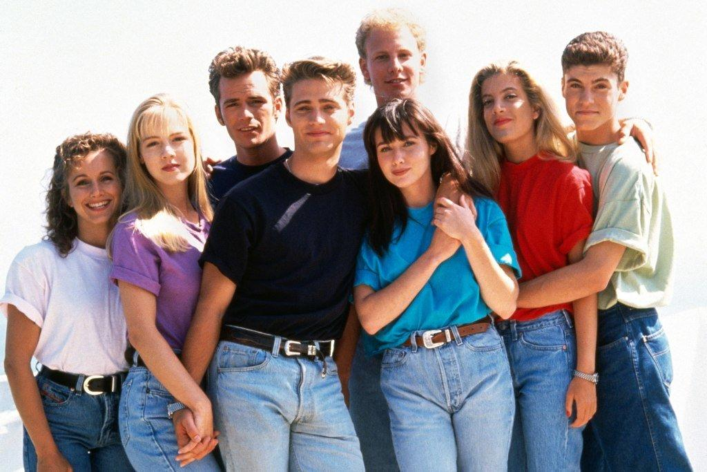 Obsessed with shows like<em>The O.C.</em> and <em>One Tree Hill?</em> You have <em>Beverly Hills, 90210 </em>to thank for making teen dramas so dang popular. There's a reason the series ran for 10 seasons!