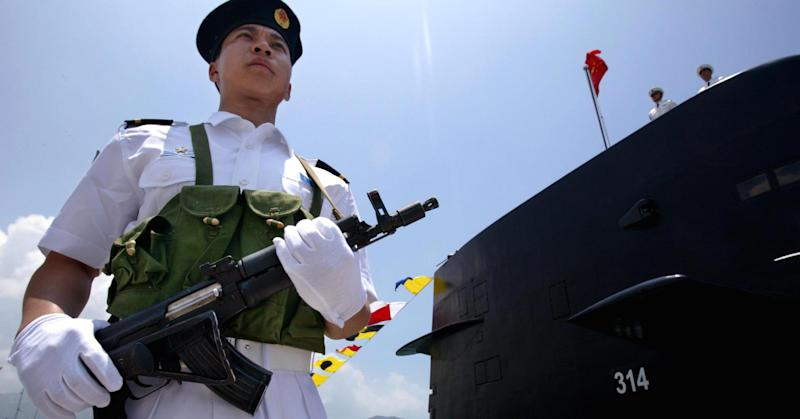 China: We're ready if US 'stirs up any conflict' in South China Sea