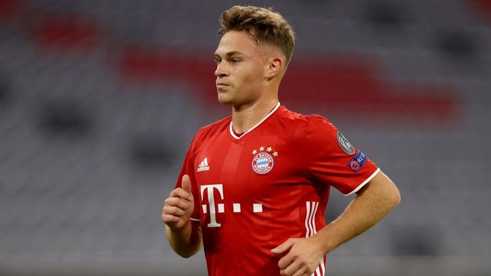 Joshua Kimmich | Alexander Hassenstein/Getty Images