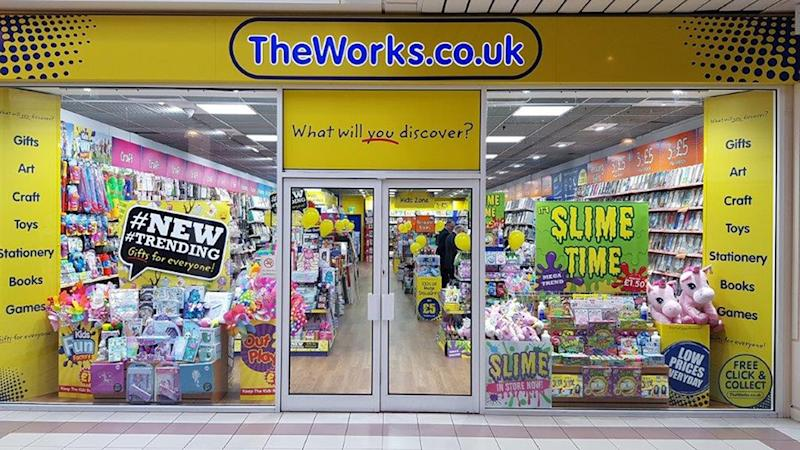 The Works boss quits after recent profit warnings