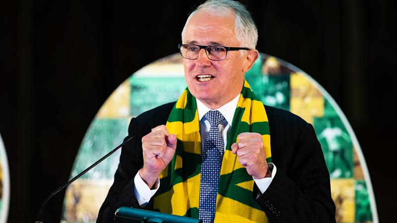 Turnbull has become involved in the Optus streaming saga. Pic: Getty