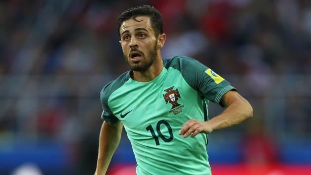 Pep Guardiola 'so grateful' to Man City board for signing Bernardo Silva