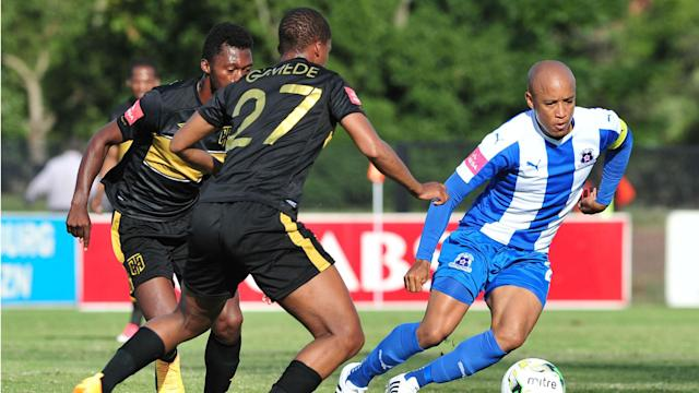 Cape Town City's 10-match unbeaten run came to an end in Maritzburg as Lentjies scored with a late free-kick to hand his side a vital win