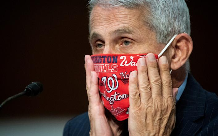 Anthony Fauci, director of the National Institute of Allergy and Infectious Diseases - Reuters