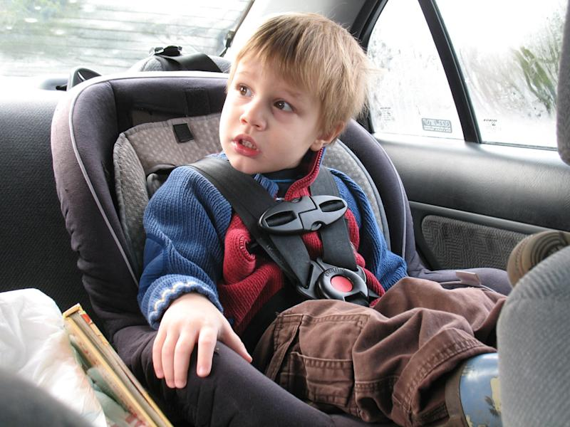 There's 1 Amazing Benefit to Donating Your Old Car Seats to Target