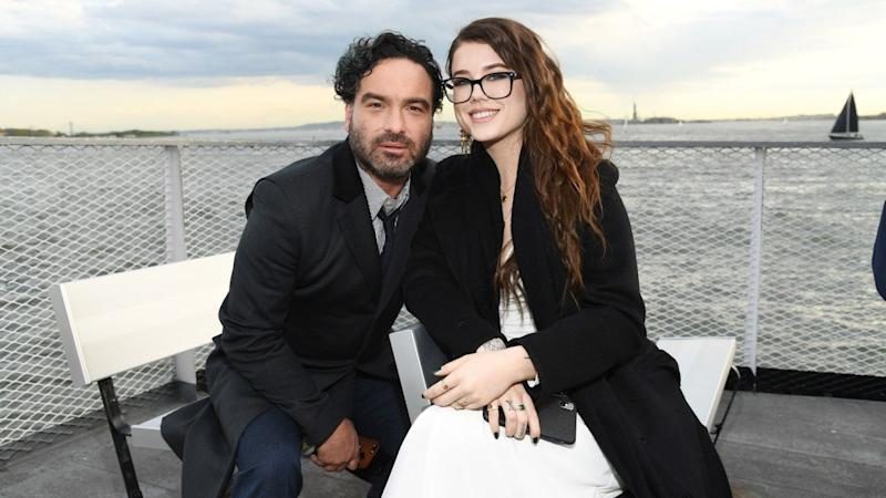 Johnny Galecki Welcomes Baby Boy: See the Sweet Pic!
