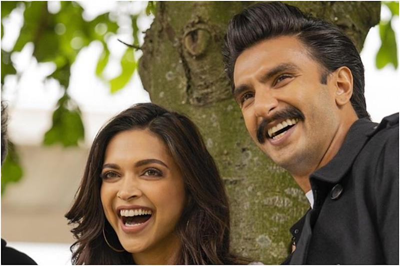 Deepika Padukone Opens Up About Working With Ranveer Singh After Marriage