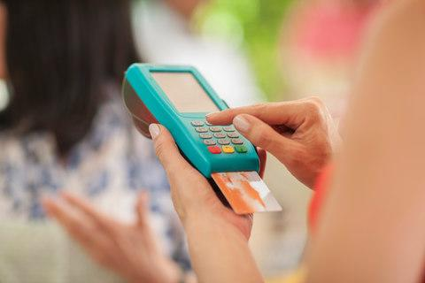 If a shop or company attempts to charge for a credit card transaction, challenge them - Credit: Getty