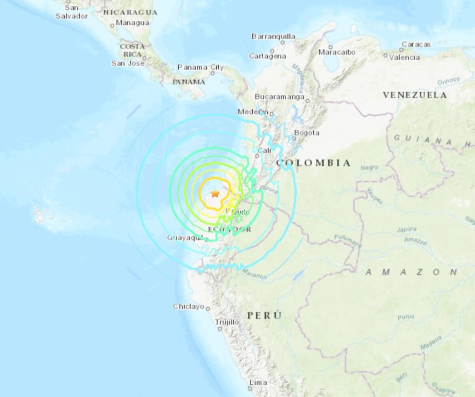 The fourth-largest earthquake of the 20-century triggered a 5-metre tsunami